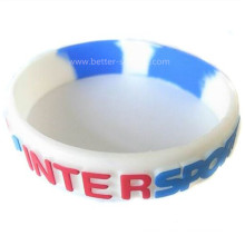 Embossed Costum Silicone Bracelets for Your Event