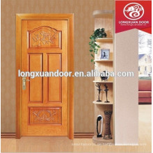 Mahagoni Massivholz Tür, Haupttür Design Massivholz, Holz massive Holztür fancy Tür