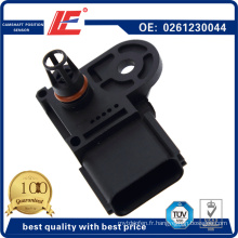 Auto Map Snesor Vehicle Manifold Sensor indicateur de transducteur de pression absolue 0261230044,0905271, EMS077, Su2323,16006834 pour Ford, Volvo, Bosch, GM, Delphi, Vemo