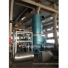 Stainless Steel Spin Flash Dryer for PCC Product