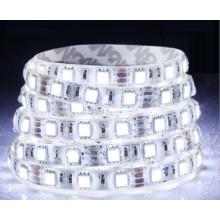 Рождественские декоративные лампы освещения 2835 SMD гибкие Светодиодные полосы света 18W / м