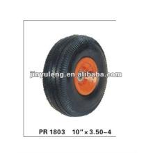 rubber wheel 3.50-4