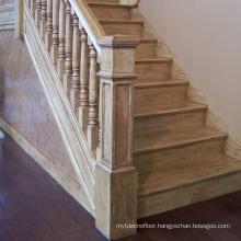 Price of u-shaped Hardwood Staircase Design