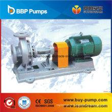 Pompe centrifuge à huile chaude Lqry