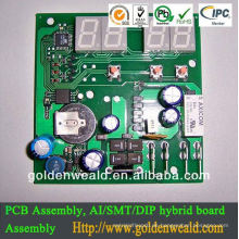 pcb assembly for li ion battery charger Shenzhen wireless sensor control pcba OEM service