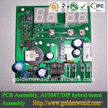 conjunto de pcb para el cargador de batería de iones de li Shenzhen servicio de pcba de control inalámbrico de sensores