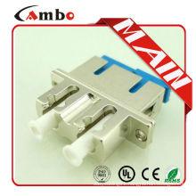 Duplex LC Female SC Male Fiber Adapter