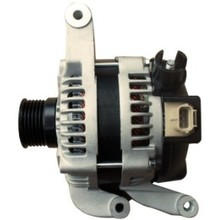 Alternador de carro de Lester 23839 para OEM de 1,8 L de Ford Focus C-Max (2003-ON): 104210-376