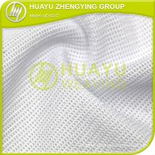 HD-0317 100 Polyester Tricot Air Mesh Fabric Pour le textile à la maison