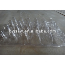 Cartons d'oeuf de caille de la Chine Whoelsale