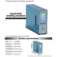 Punktschweißmaschine für Nylon