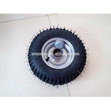 3.50-8 y roue pneumatique en caoutchouc
