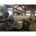 Máquina de la protuberancia del tubo del plástico del HDPE PE de PPR PP / producción que hace la máquina