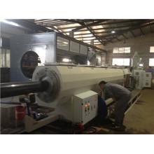 Máquina plástica da extrusão da tubulação do PE HDPE do PPR PP / produção que faz a máquina