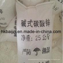 Buen precio Carbonato de zinc de grado industrial