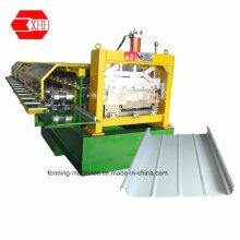 Stehende Naht-Bedachungs-Platten-Umformmaschine