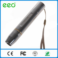 Stainless Steel Rechargeable Jade Testing Flashlight, led flashlight, 18650 stainless steel flashlight