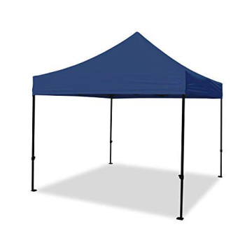 Barraca ao ar livre do conjunto de aço 3x3 manual do gazebo do conjunto