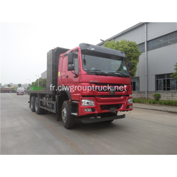 Camion porte-engin HOWO 6x4