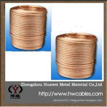 soft drawn copper conductor