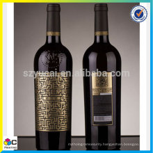best selling Quality Assurance wine sticker
