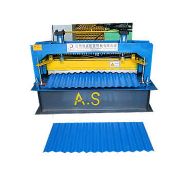 DIXIN sheets roll rolling forming machine