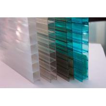 UV-beschichtetes Polycarbonat, PC-Hohlblech, Polycarbonat-Folie