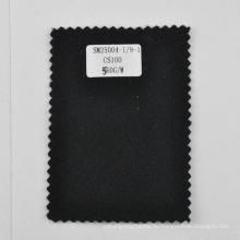 Внутренняя Монголия сплетенным 100% кашемир черный ткань 560г/м