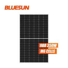 Bluesun 24V Solar Panel 350W 355W Solar Panel 360 Watt Solar Panel