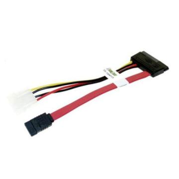 15+7P SATA power cable