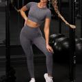 Комплекты для йоги для женской одежды 2 шт.