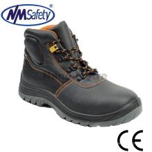 Zapatos profesionales de la seguridad de la fábrica de Nmsafety
