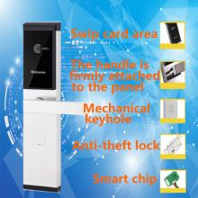 Cerraduras de puerta con tarjeta inteligente para hotel