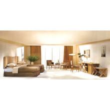 Juegos de cama de dormitorio de hotel de lujo