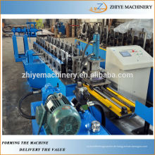 Aluminium Rolling Shutter Tür Slat Roll Umformmaschine