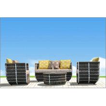 Modern Leisure Garden Rattan Patio Furniture Sets (F868)