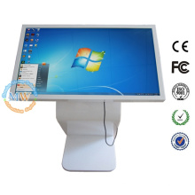 "reliable floor standing 55"" all in one PC as public kiosk"