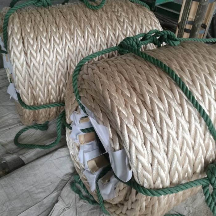 Braided UHMWPE Dyneema Rope