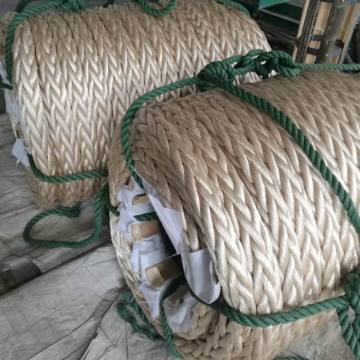 Ultra-High-Molecular-Weight Polyethylene UHMWPE Rope