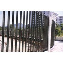 Gitterzaun aus verzinktem Stahl