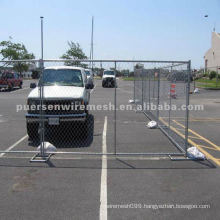 Galvanized Temporary Fence removable fence