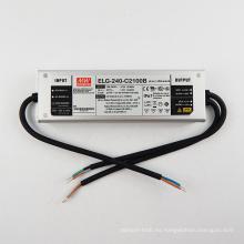 NUEVO PRODUCTO MEANWELL ELG-240-C2100B 200W 2100mA pfc fuente de alimentación de alta eficiencia minería
