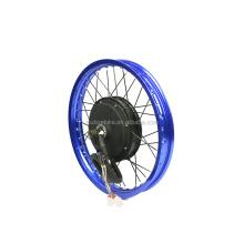 72v 100A 150A Sabvoton sinewave controller 5000W Hub Motor rear wheel electric bicycle bike kit
