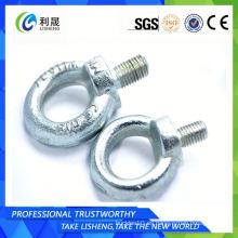 Sujetadores de anclaje DIN 580 pernos directamente de la fábrica