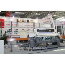 hot sale glass stright line beveling polishing machine