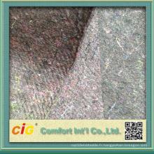 Matériau de feutrine coloré de haute qualité