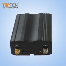Автомобильная сигнализация с дистанционным управлением и звуковым сигналом, сигнализация открытия двери, сигнализация вибрации (TK103-ER)