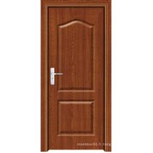 Porte intérieure en PVC fabriquée en Chine (LTP-8005)