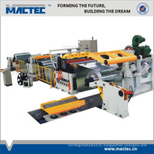 Ney type high speed cold rolling steel coil slitting line