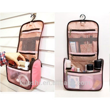 Korean Fashion Nylon hanging cosmetic bag